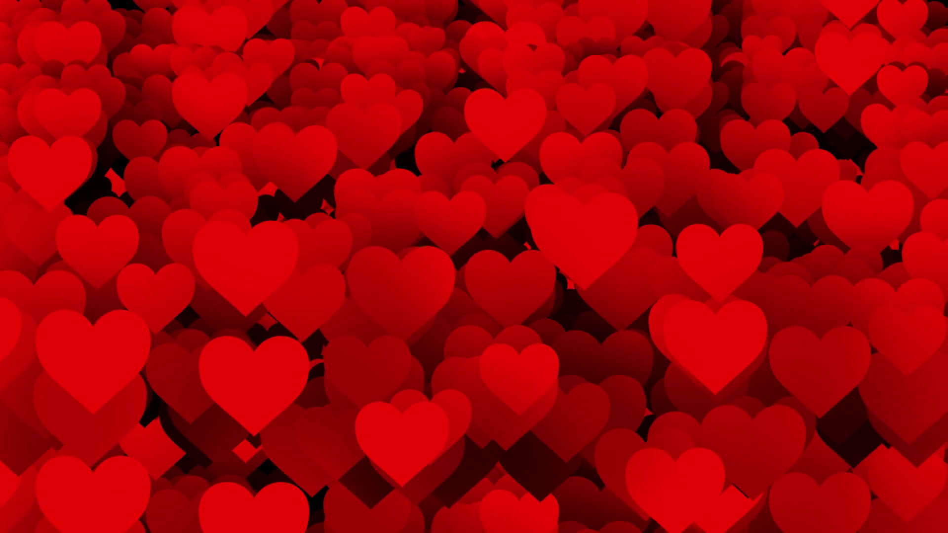 red_hearts_background