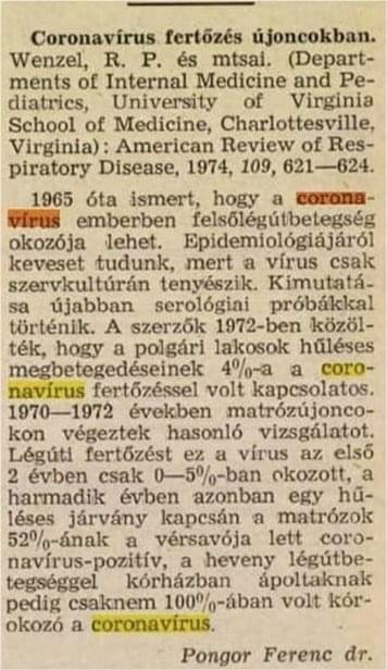 koronavirus_magyar_ujsagcikk_1976